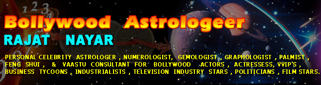 Astrologer in Kolkata- Personal Celebrity Astrologer, Numerologist,  Gemologist, Graphologist, Palmist, Feng Shui, Vaastu Consultant For Bollywood Actor, Actresses, VVIP's, Business